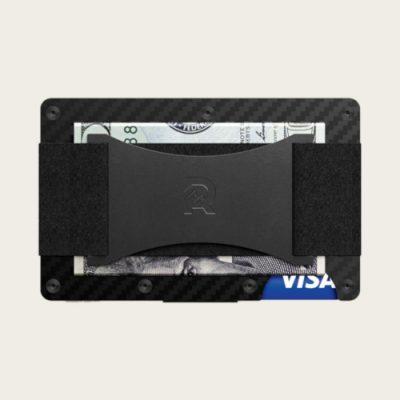 ridge wallet cash strap