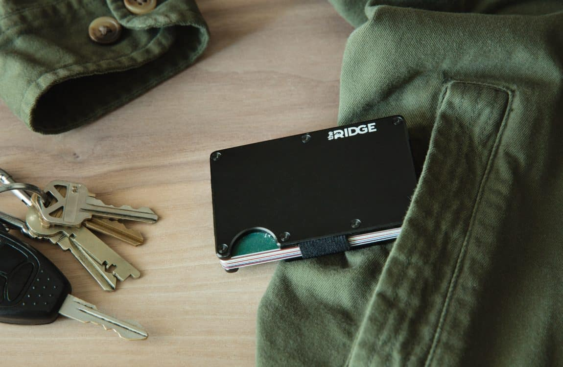 Marvelous Ridge Wallet Review Is The Ridge Wallet Worth It Pabps2019 Chair Design Images Pabps2019Com