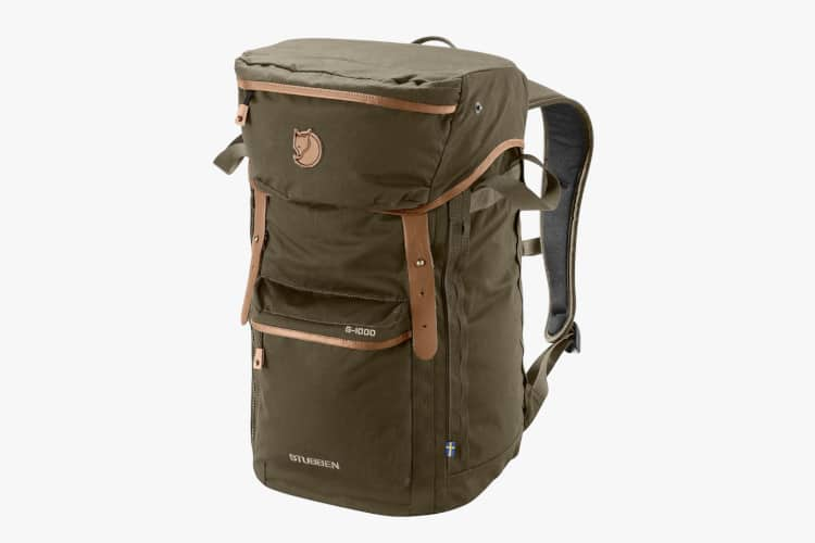 3a34ddf13cd6 Fjällräven launched their signature waxed G-1000® fabric back in the 1960s