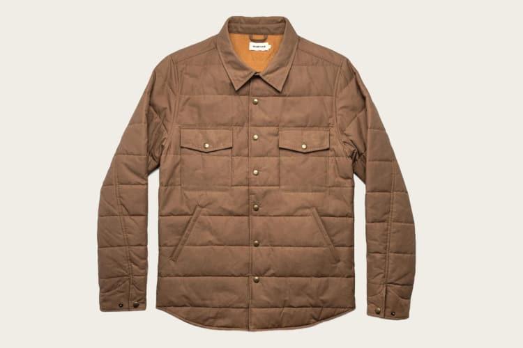 Garrison Shirt Jacket
