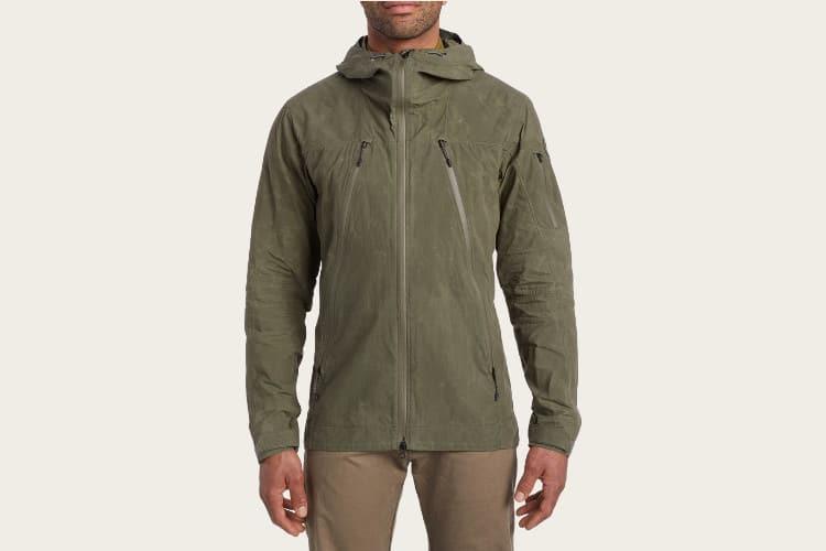 Kuhl Waxed Mountain Jacket