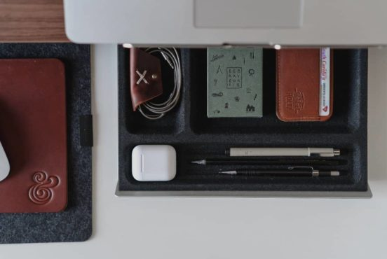 leather minimalist wallets