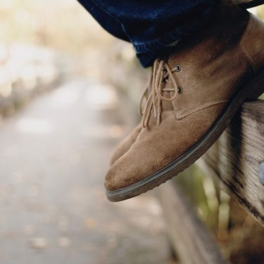 Men's Chukka Boots Featured