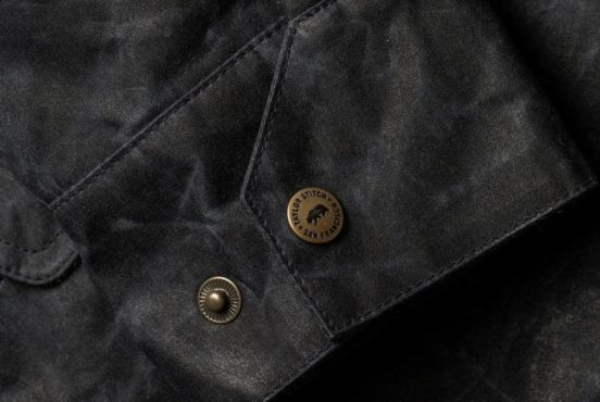 waxed jackets for men