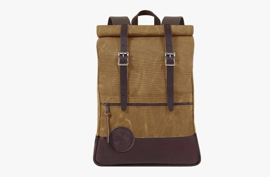 14 Best Waxed Canvas Backpacks and Rucksacks • Territory Supply 9559bc0bdbfef