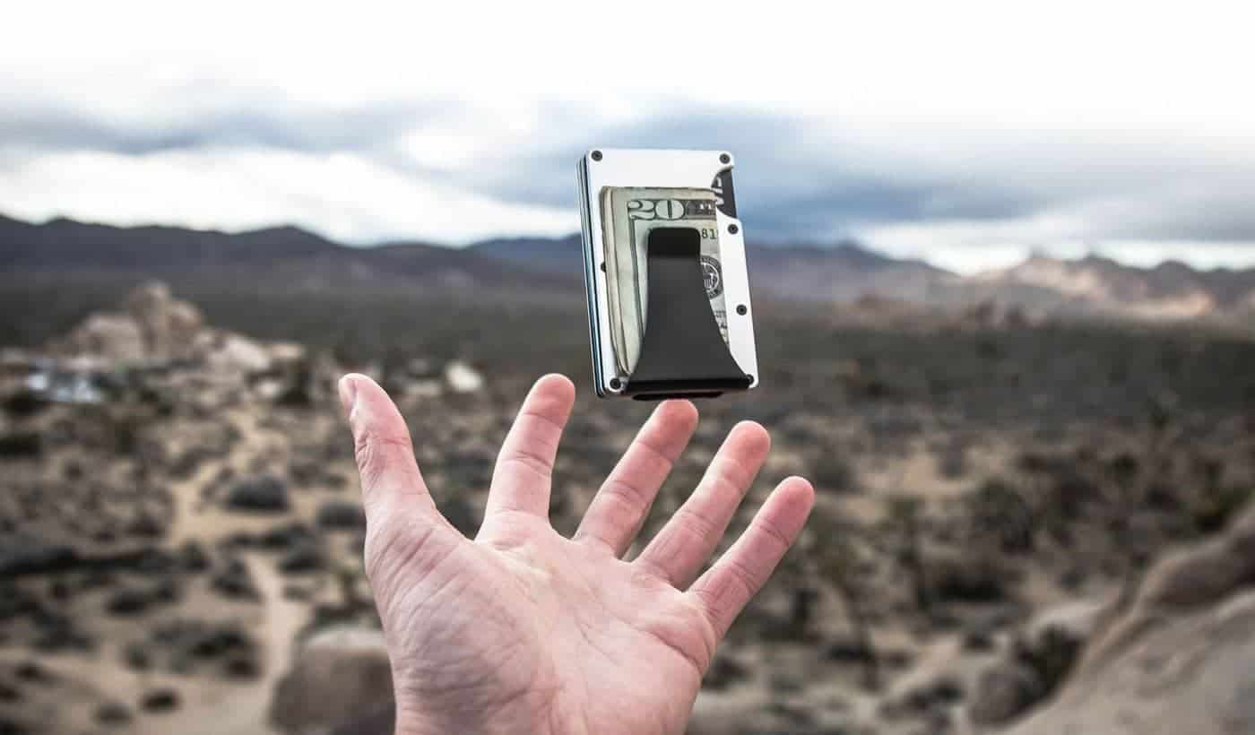 the ridge wallet test