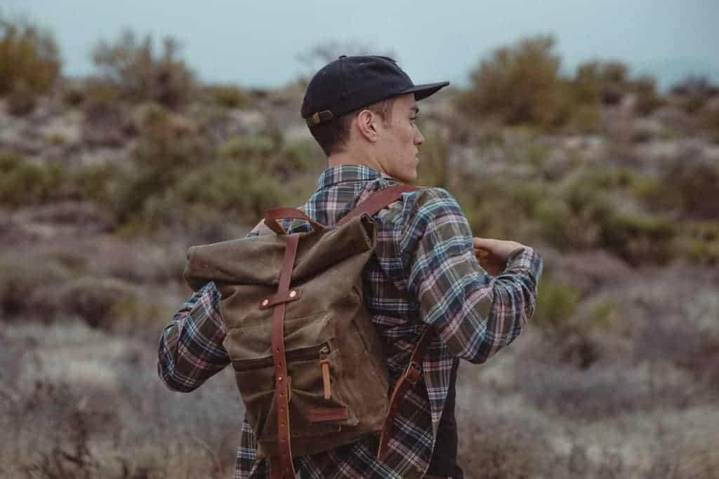 422538707e5 15 Best Waxed Canvas Backpacks and Rucksacks • Territory Supply