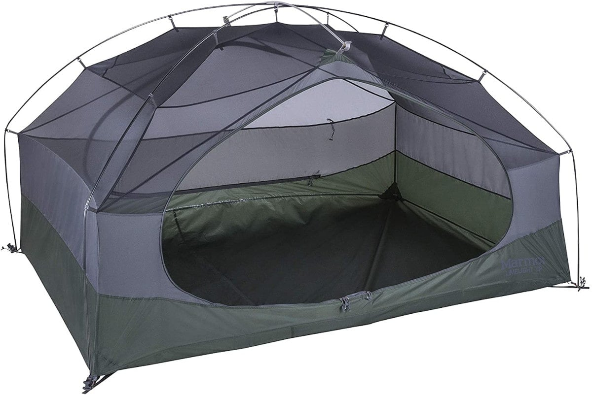 Marmot Limelight 3P backpacking tent