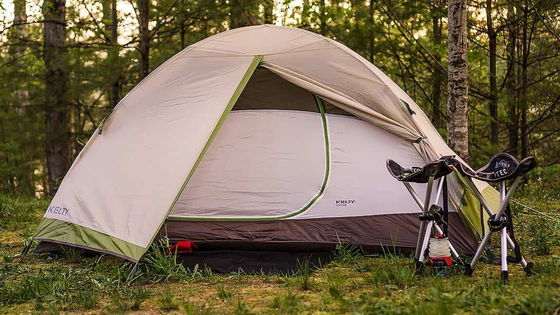 backpacking tents under 100