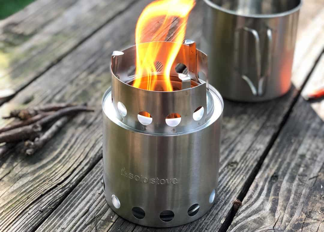 best woodburning backpacking stoves