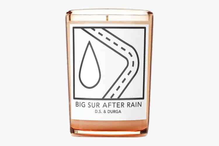 big sur after rain candle