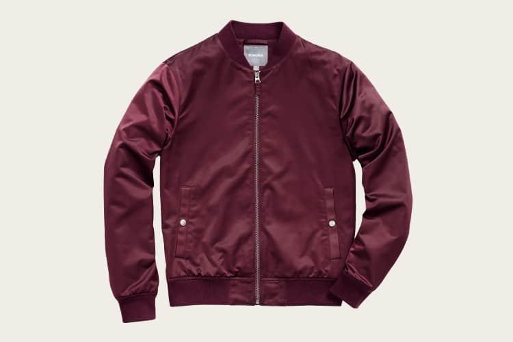 bonobos bomber jacket