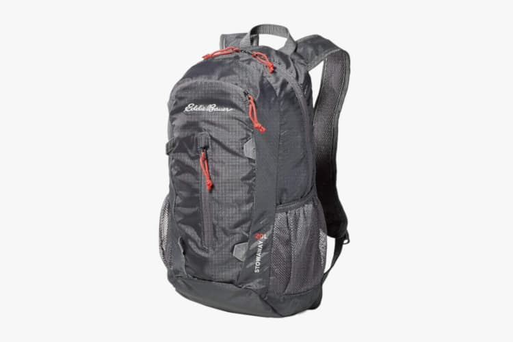 eddie bauer packable pack