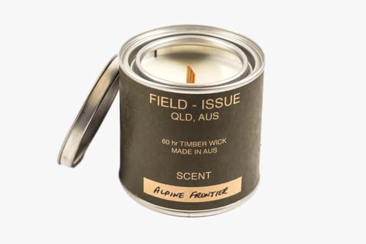 field issue candle
