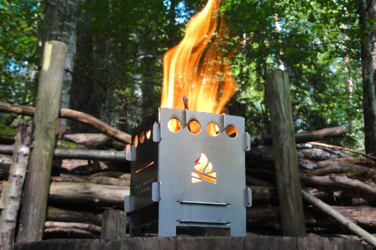 bushbox stove