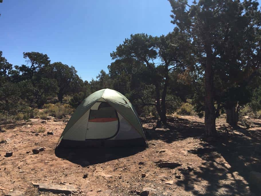 grand canyon camping airbnb