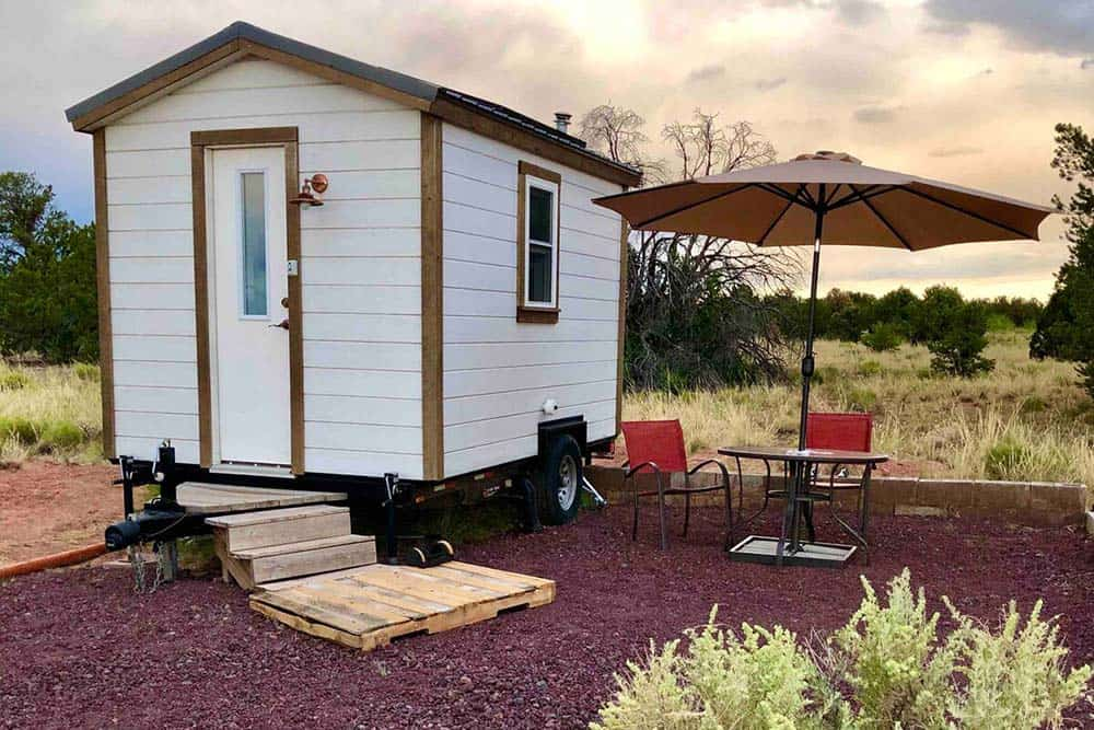 grand canyon tiny house airbnb