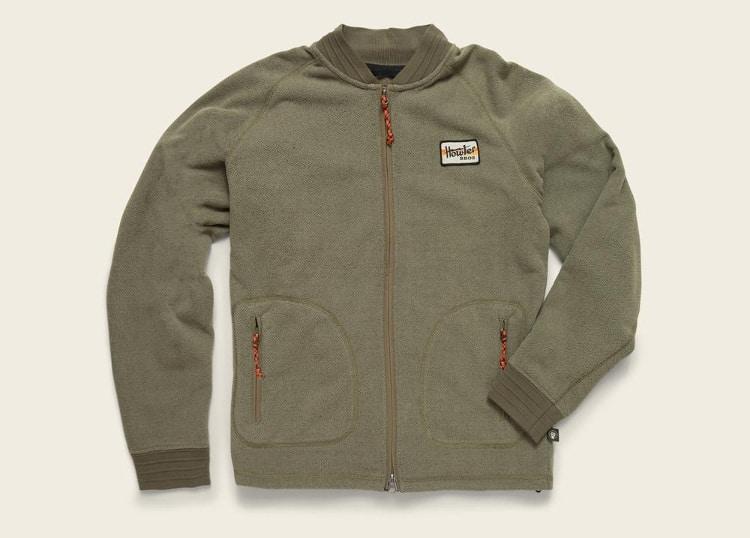 howler bros bomber jacket
