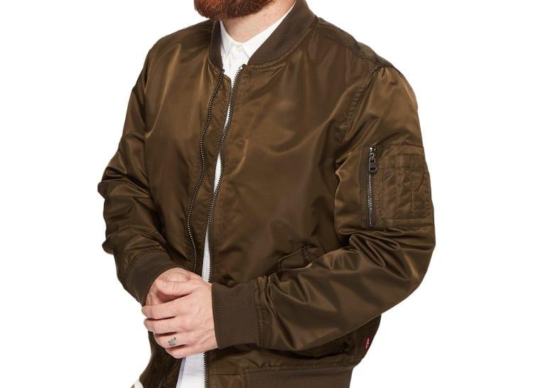 levis bomber jacket