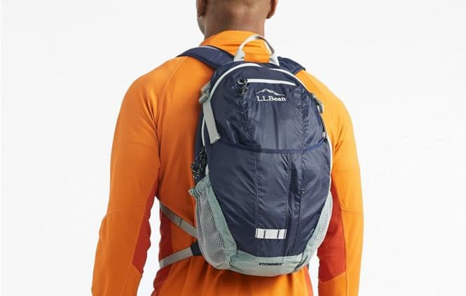 ll bean packable backpack