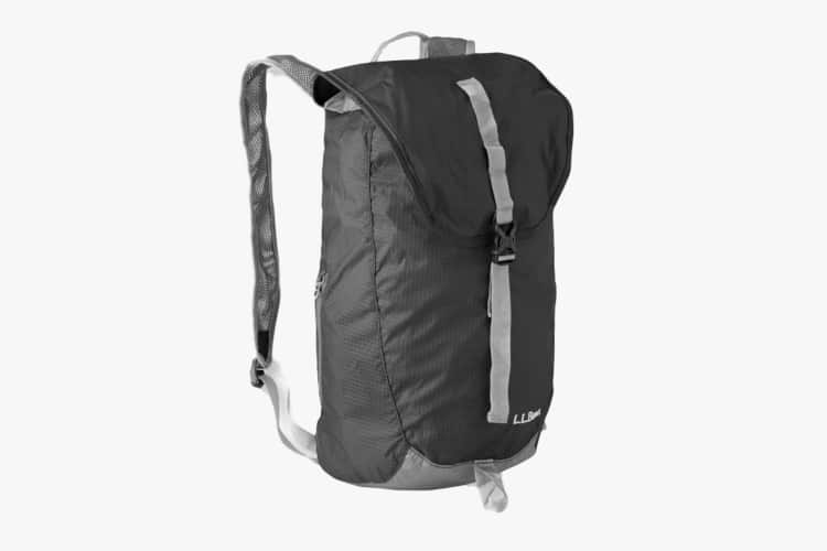 ll bean packable pack