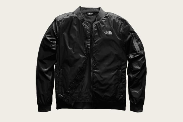 north face meaford bomber