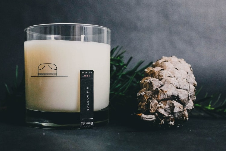 ranger station candle
