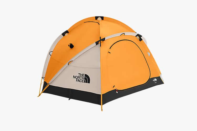 the north face tent ve25