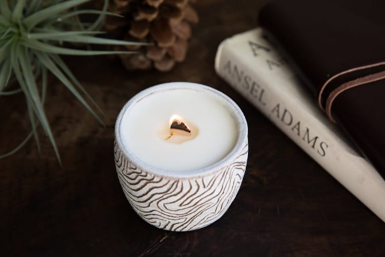 topo candle