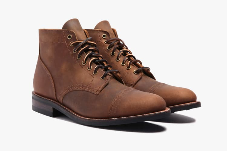 vanguard boots