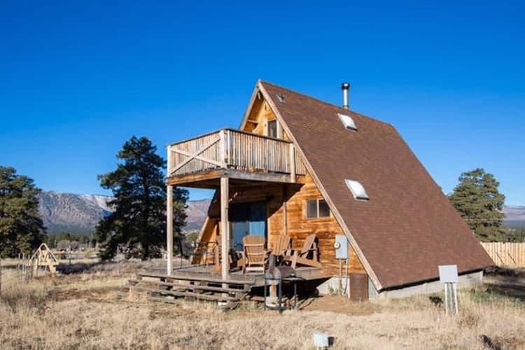 A-Frame Mountain View Cabin