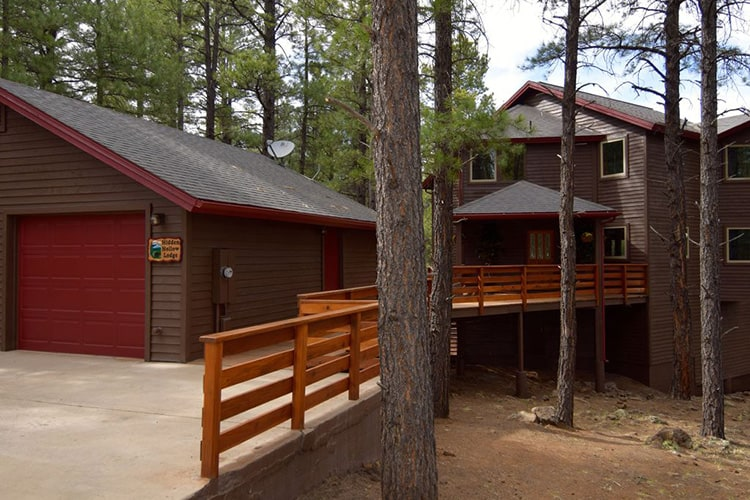 flagstaff Cabin on 5 Acres