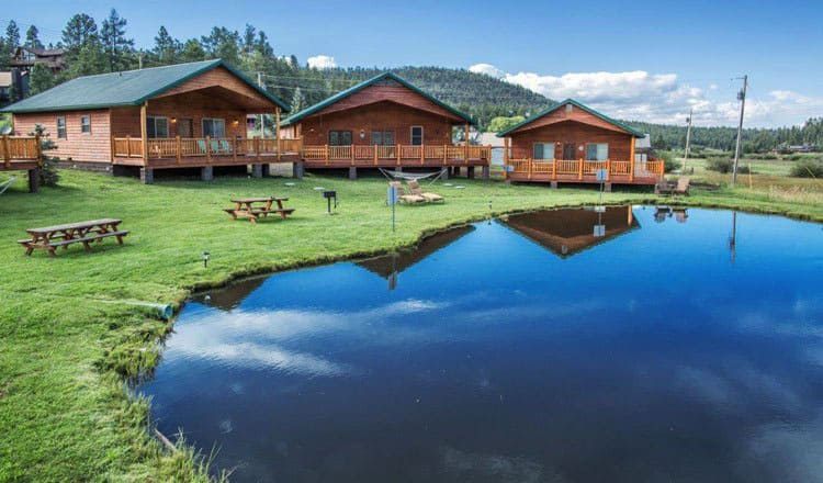 Greer Lodge Resort & Cabins