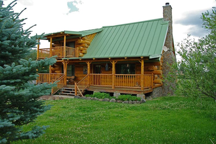 Little Ponderosa Cabin