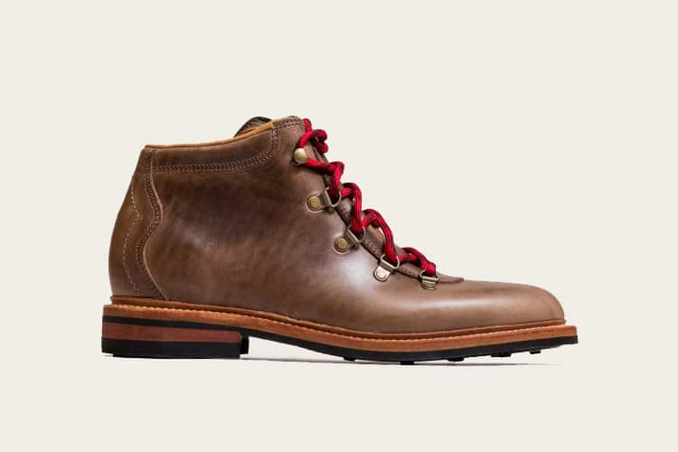 Oak Street Bootmakers Natural Dainite Summit Boot