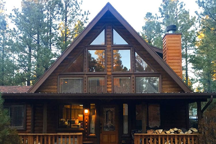 Pinetop Mountain Retreat