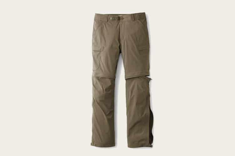 rei sahara convertible hiking pants