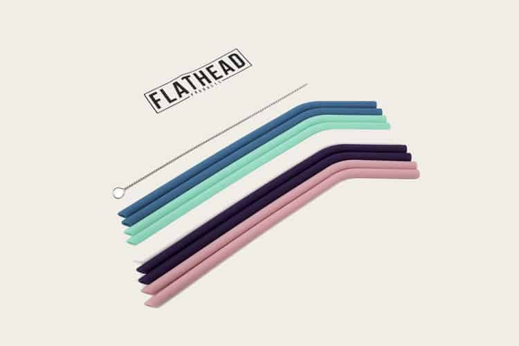 flathead straws