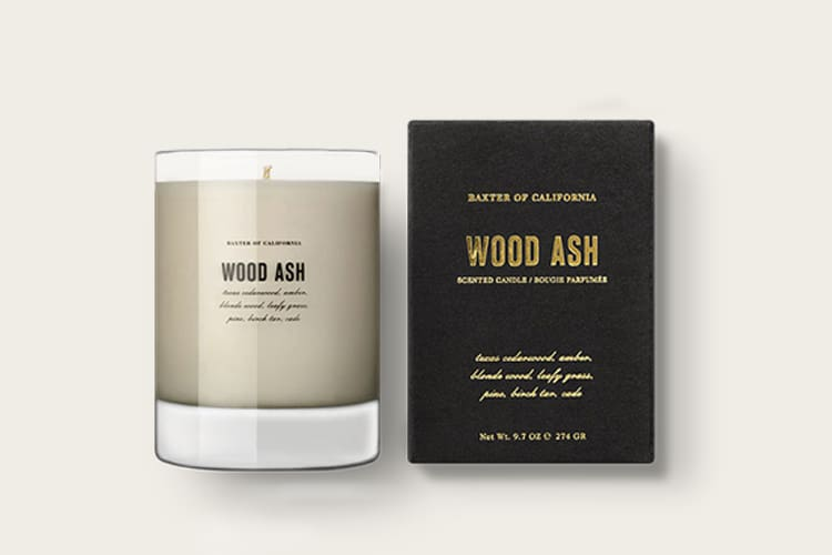 Wood Ash – Baxter of California