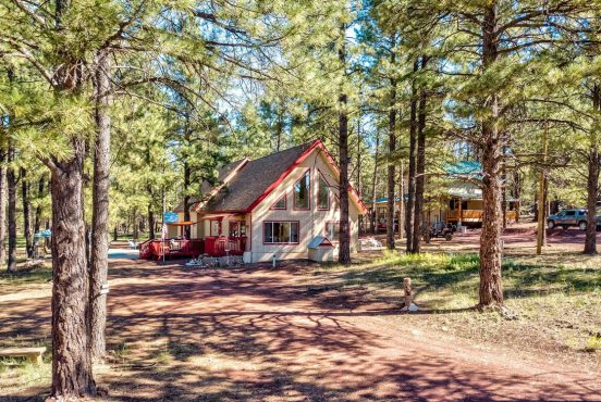cabin rentals williams arizona