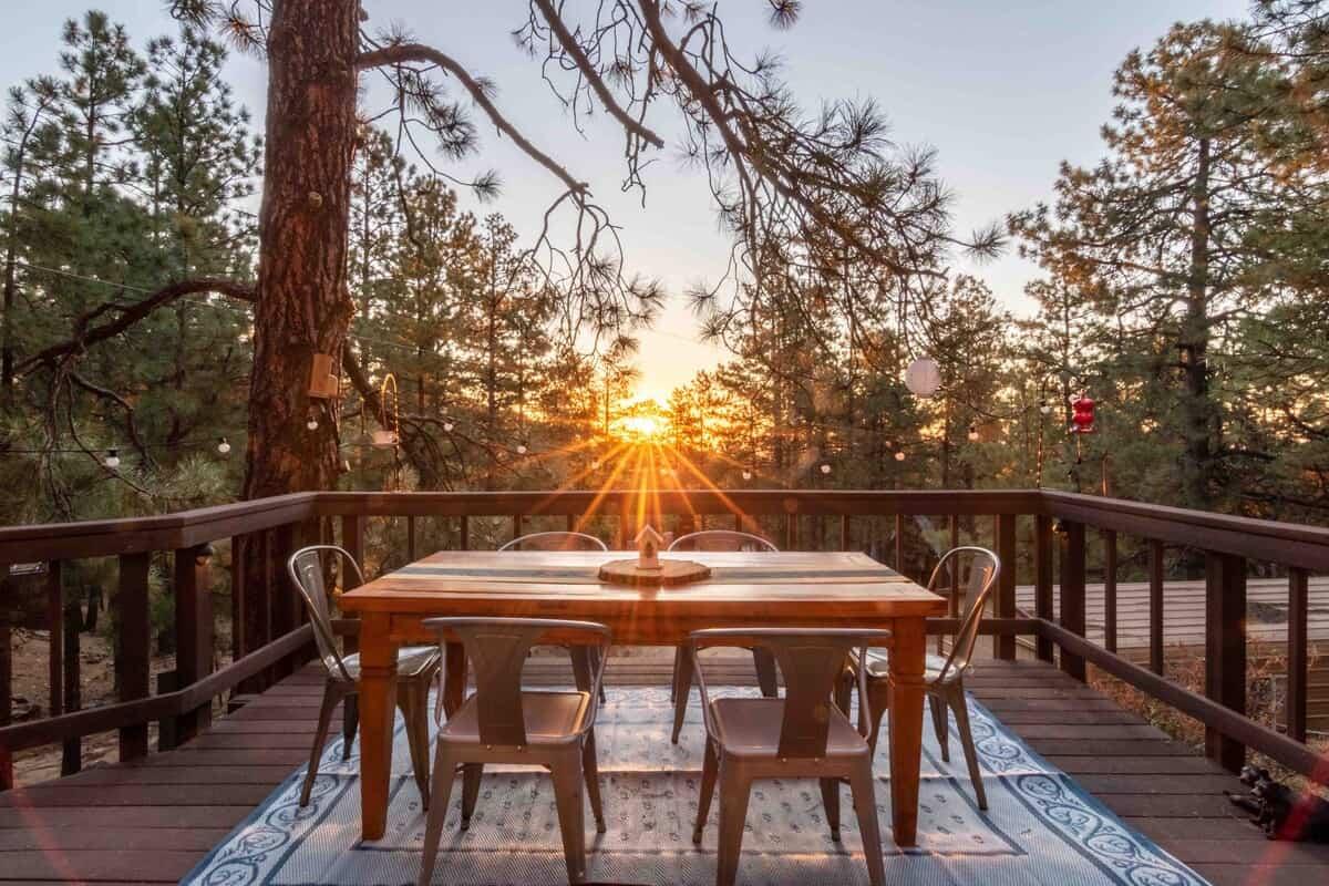 kingman cabin rental