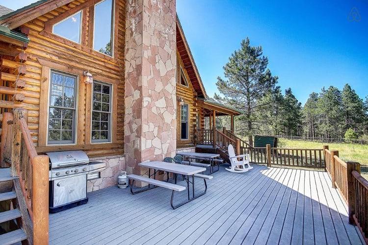 r & r ranch cabin