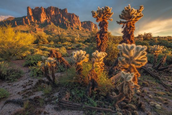 superstition mountains hikes