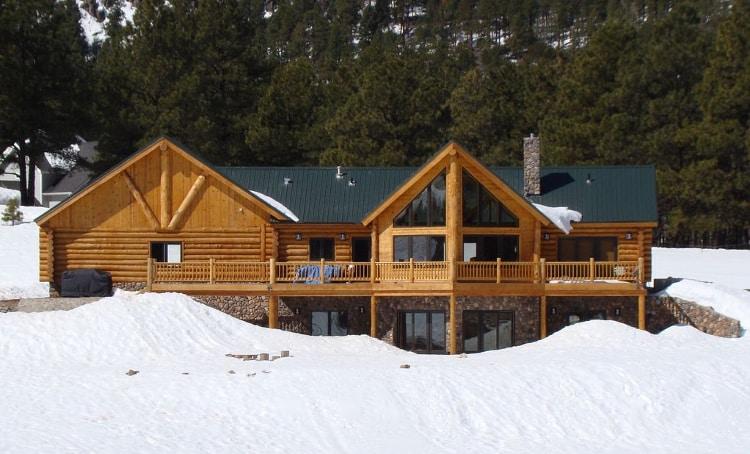 williams rustic cabin
