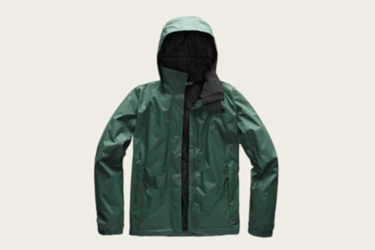 North Face Resolve Plus Rain Jacket