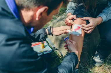 backpacking first aid kits