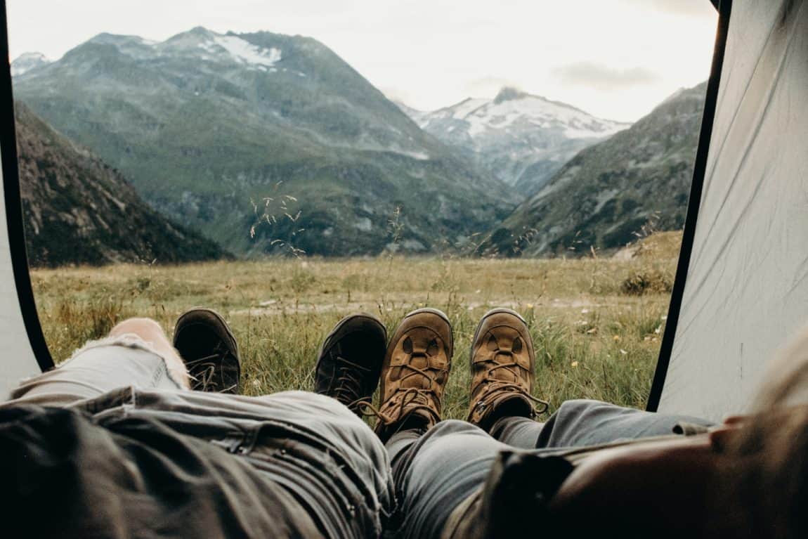 best backpacking pillow view