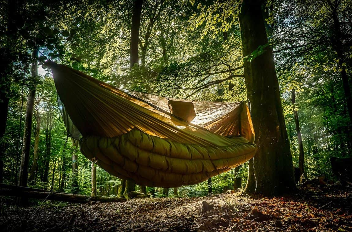13 Best Hammock Underquilts For Backpacking In 2019