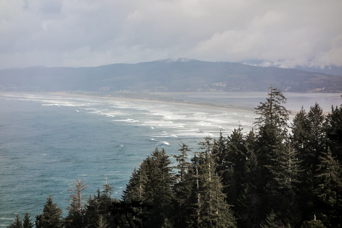 cape lookout oregon