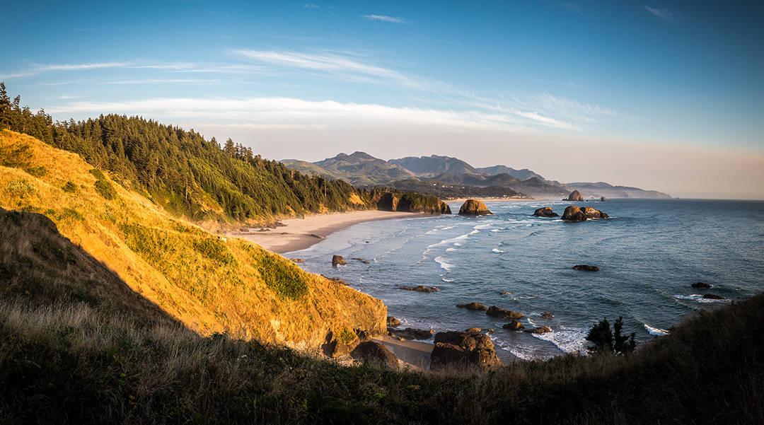crescent beach hike oregon